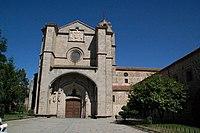 Ávila, Convento de Santo Tomás-2.JPG
