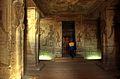 Ägypten 1999 (108) Im Kleinen Tempel von Abu Simbel (27385041716).jpg