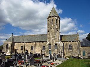 Église Notre-Dame-de-l'Assomption de Tamerville.