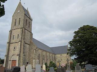 Saint-Jacques-de-Néhou Commune in Normandy, France