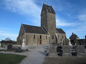 Église Saint-Martin d'Ozeville