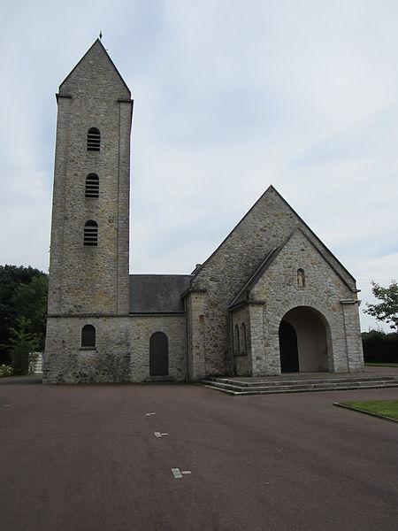 église Saint-Pierre de fr:Nay (Manche)