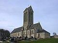 Église Saint-Romain d'Étréham. Vue sud-est.jpg