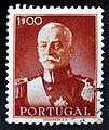Óscar Carmona selo 1945 by Henrique Matos 01.jpg