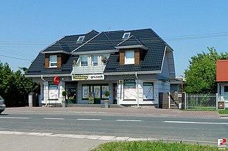 Town in Masovian, Poland