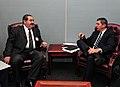 Συνάντηση ΥΠΕΞ Σ. Λαμπρινίδη με ΥΠΕΞ Ιράκ H. Zebari.jpg
