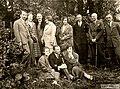 Євген Коновалець в товаристві. Берлін, 1927.jpg