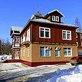 База отдыха КНЦ РАН, Апатиты - panoramio.jpg