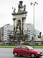 Барселона (Испания) Площадь Испании - panoramio.jpg