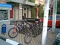 """Велопарковка у """"Циферблата"""" - panoramio.jpg"""