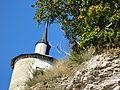 Вид на башню ограды монастыря.JPG