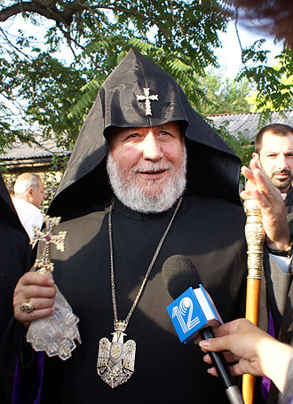 Catholicos of All Armenians - Karekin II