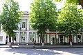 Житомир, Будинок, в якому проживав М. М. Коцюбинський, Вул. Київська 16.jpg
