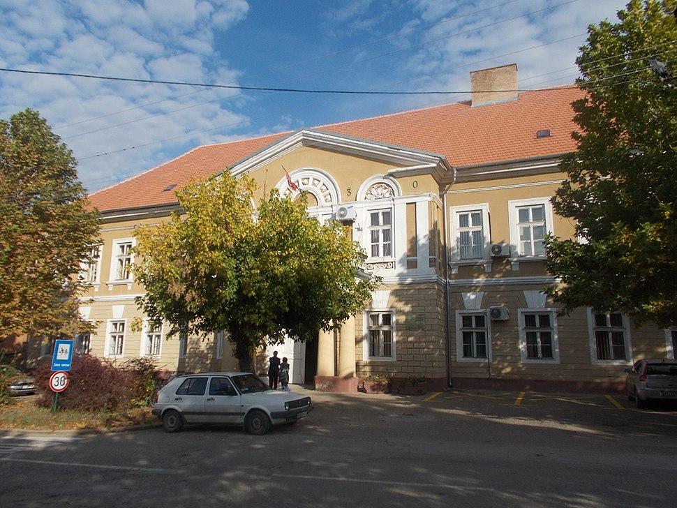 Зграда општине Беле Цркве