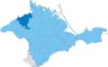 Карта-схема Крыма Раздольненский район.png