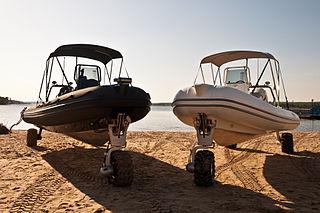Sealegs Amphibious Craft Motor vehicle