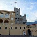 Княжеский дворец в Монако. Palais de Monaco - panoramio.jpg