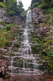 Kopren Waterfall