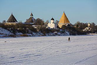 Narimantas - The fortress of Ladoga
