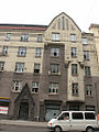 Латвия (Latvija), Рига (Rīga), ул.Александра Чака (Aleksandra Čaka iela),55, гостиница Виктория (viesnīca Viktorija), 16-23 10.07.2006 - panoramio.jpg