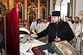 Митрополит Олександр (Драбинко) на похороні Блаженнішого Митрополита Мефодія.jpg