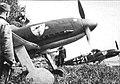 Не 100 из несуществующей эскадрильи, весна 1940 года.JPG