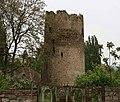 Одиноко стоящая башня в селе Квемо-Чала (А.Мухранов 2011).jpg