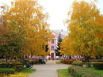 Oleksandriia - Image: Олександрія площа Леніна