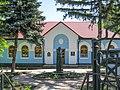 Пам'ятник Гоголю подвір'я музею Великі Сорочинці.jpg