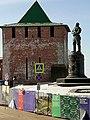 Памятник Валерию Чкалову на площади Минина и Пожарского.jpg