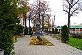 Памятник Д.Е. Кравцову (1904-1941) — командиру Брянского городского партизанского отряда.jpg