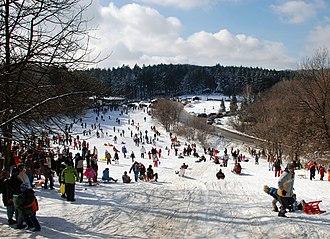 Fruška Gora - Fruška Gora in winter