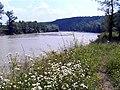 Река Белая. Фотография Виктора Белоусова. - panoramio.jpg
