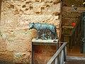 Римская волчиХа(Таррако был 2 года столицей империи) - panoramio.jpg