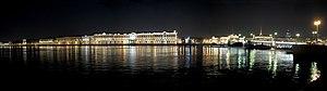 Санкт-Петербург. Зимний дворец. Дворцовая набережная..jpg