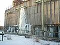 Сосулька на градирне оборотного водоснабжения - panoramio.jpg