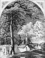 Тарас Шевченко. Приоратский дворец. Рисунок пером. 1839 год.jpg