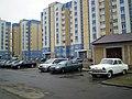 У двары дома №8 па вул. Ясеневай - panoramio.jpg