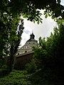 Фортечні мури кармелітського монастиря з баштами та келіями 02.JPG