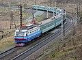 ЧС2К-925, Россия, Челябинская область, перегон Ай - Аносово (Trainpix 161035).jpg