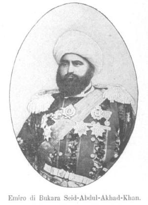 'Abd al-Ahad Khan - Seid Abdul-Akhad Khan