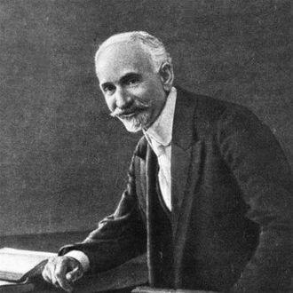 Hovhannes Tumanyan - Tumanyan in 1915