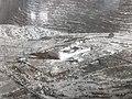 צילום אוויר של המצודה בתקופת העליה לנוה צוף.jpg