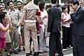 สวัสดี นายกรัฐมนตรี และคณะรัฐมนตรี ลงนามถวายพระพร พร - Flickr - Abhisit Vejjajiva.jpg