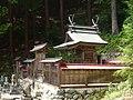 吉野町西谷 春日神社 Kasuga-jinja, Nishitani 2011.6.06 - panoramio (1).jpg