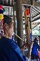 吹芦笙的侗族妇女.jpg