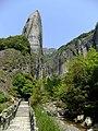 大龙湫景区 - Dalongqiu Waterfall Scenic Spot - 2010.04 - panoramio.jpg