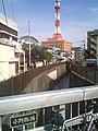 山田川沿い 小野路橋 - panoramio.jpg