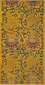 明早期 纏枝蓮托八寳鳳鳥紋妝花緞-Textile Panel with Phoenixes and Lotuses MET DP158225.jpg