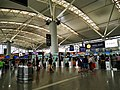 西安咸阳国际机场T3航站楼东航柜台.jpg
